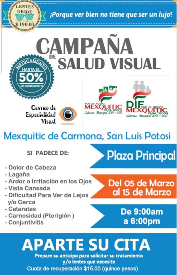 Centro de salud de mexquitic de carmona